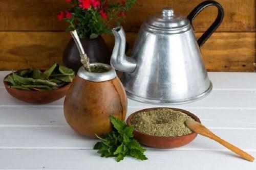 Yerba Mate Tee kann bei Tageschläfrigkeit helfen