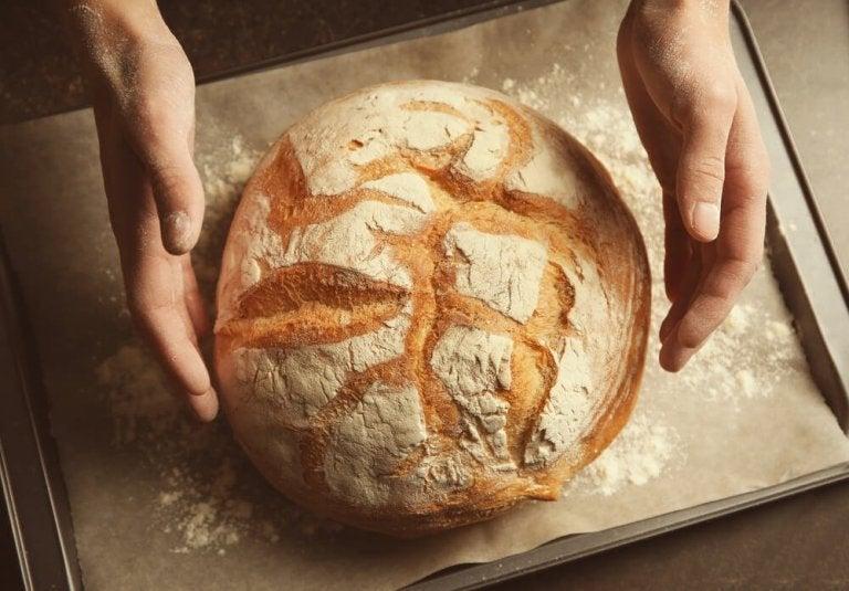 Glutenfreies Brot selbst backen