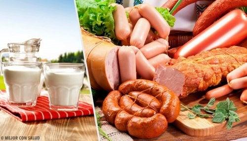 9 gesundheitsschädliche Lebensmittel, die du vermeiden solltest