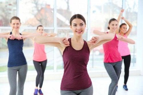 Tanzen kann dich fit halten