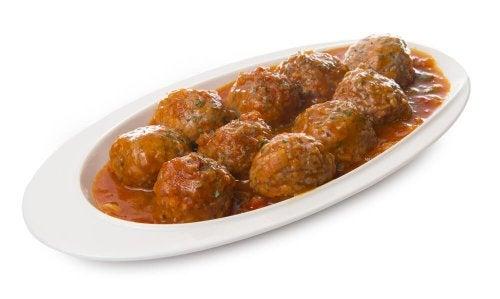 Rezept für köstliche Fleischbällchen auf spanische Art
