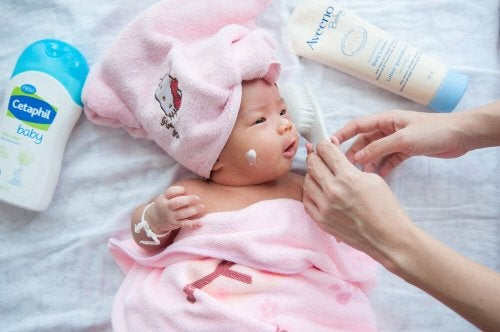 Fürsorge in den ersten Monaten deines Babys