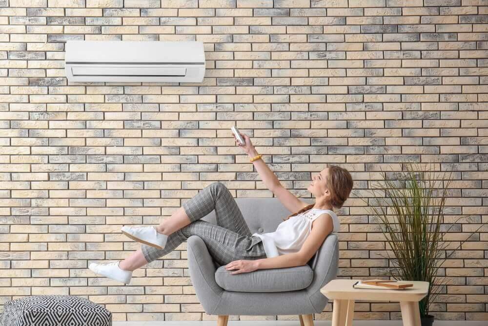 Welches ist die Idealtemperatur für die Klimaanlage?