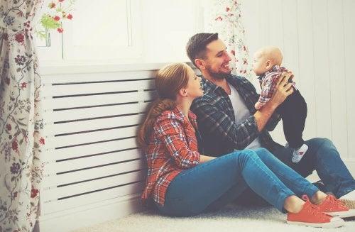 Es gibt viele Dinge, die sich in der Paarbeziehung nach der Geburt eines Kindes verändern