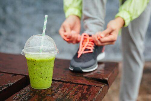 5 natürliche Protein-Shakes für Sportler