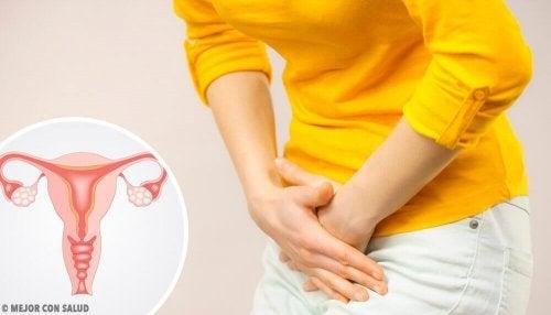 Eierstockschmerzen: Ursachen und Behandlung