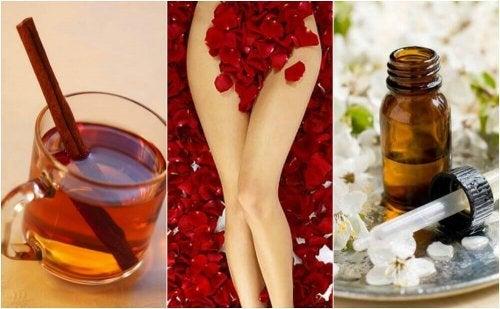 5 Naturheilmittel gegen starke Menstruationsblutungen