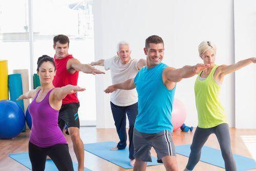 Sport gegen Fettleibigkeit