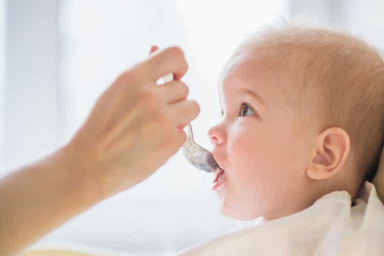 8 verbotene Lebensmittel für Babys