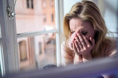 Weinen hilft gegen negative Gefühle