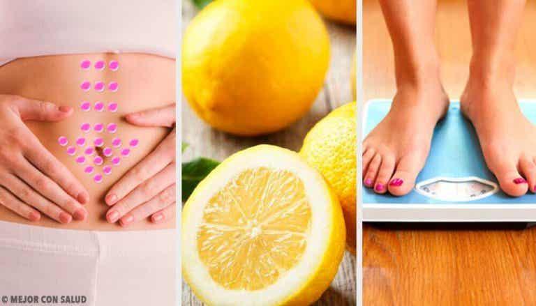 5 wunderbare Vorteile von Zitronensaft