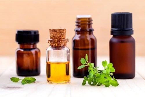 verstopfte Nase mit ätherischem Öl behandeln