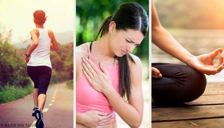 6 Tipps, um einen Herzinfarkt zu verhindern