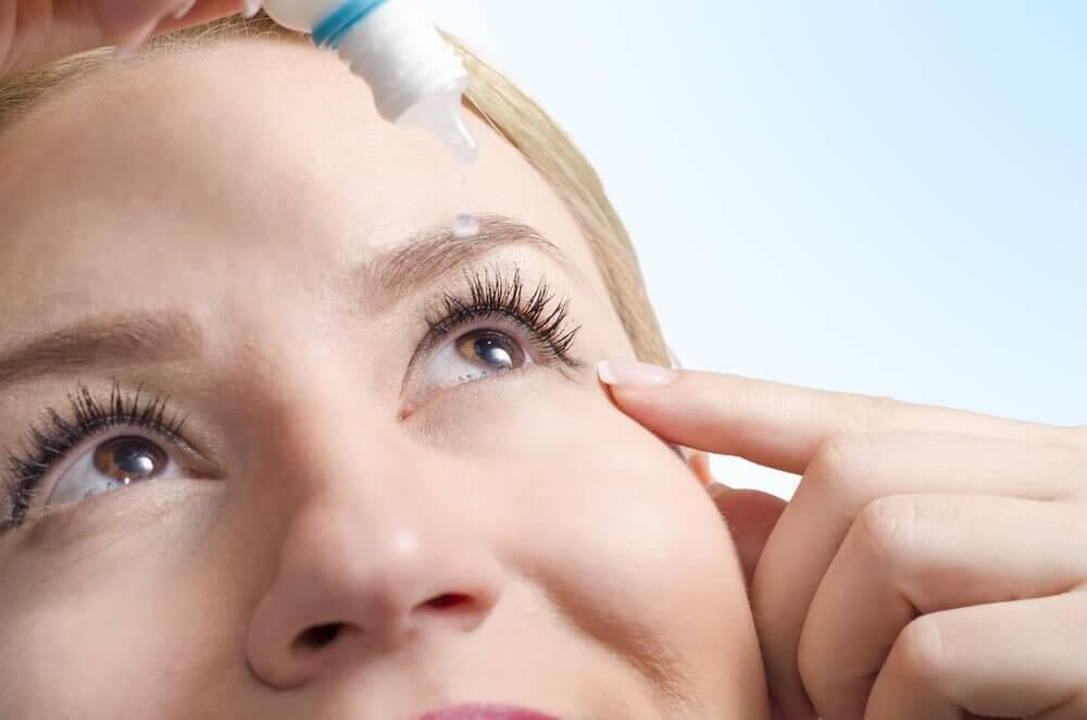 Das hilft gegen trockene Augen