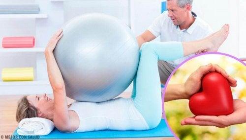 Mäßiger Sport für eine bessere Herzgesundheit