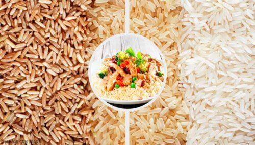 Zwei sättigende Rezepte mit Reis