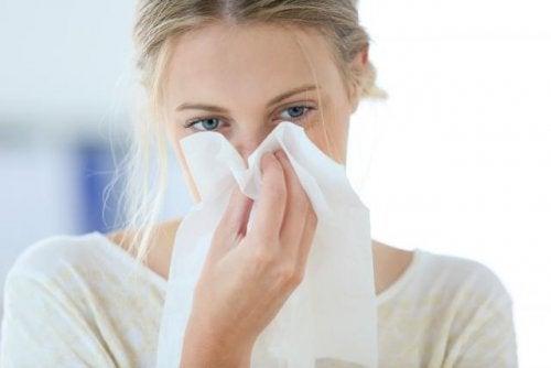 Tipps gegen verstopfte Nase