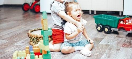 Streit schlichten unter Kindern