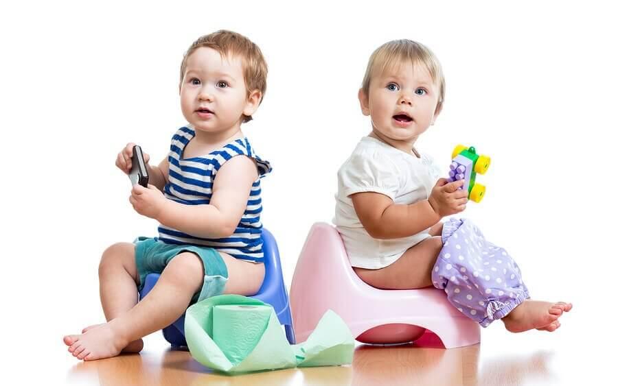 Wann wird dein Kind windelfrei – und wie?