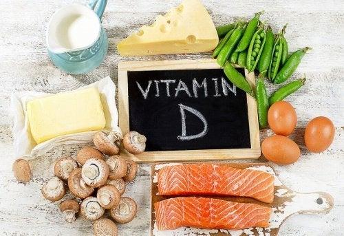 Vitamin-D-Mangel durch Nahrungsmittel verhindern