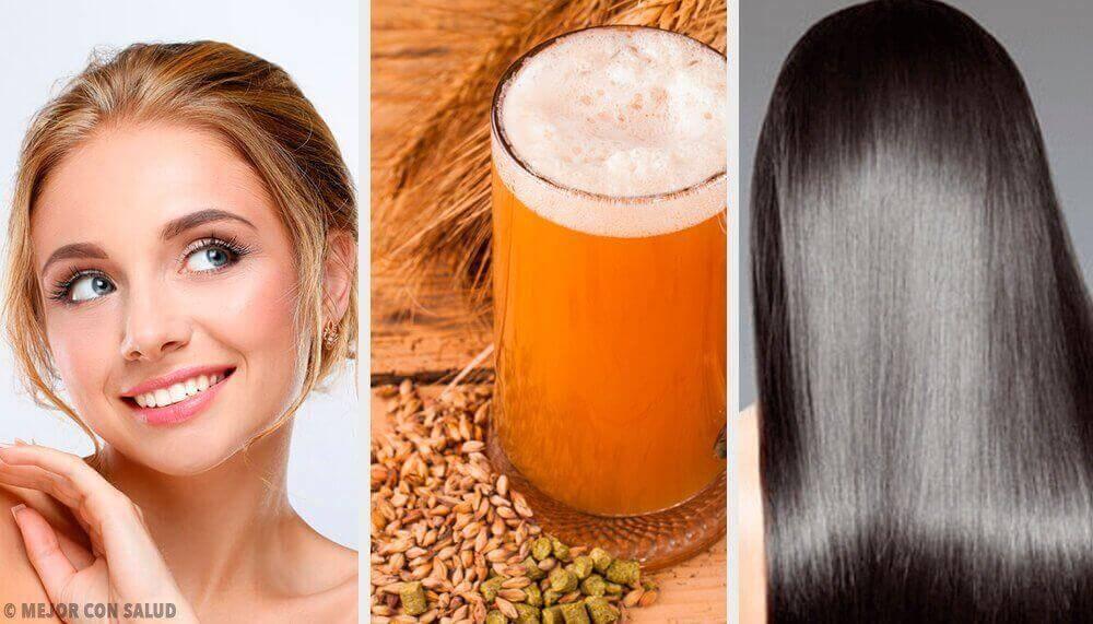 Bierhefe für deine Schönheit