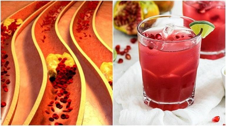 6 Nahrungsmittel für gesunde Arterien