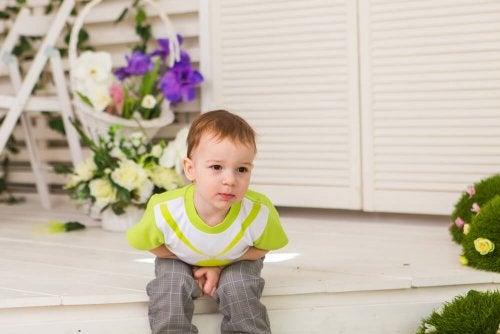 Was man gegen Verstopfung bei Kindern tun kann