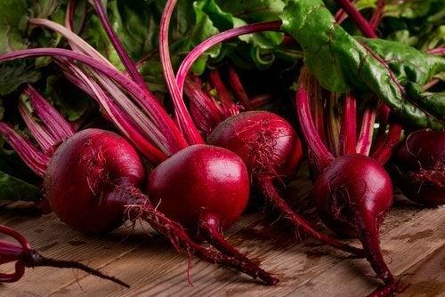 Rote Bete enthält wertvolle Mineralien und Antioxidantien