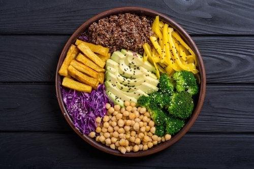 Vegane Ernährung in Betracht beziehen