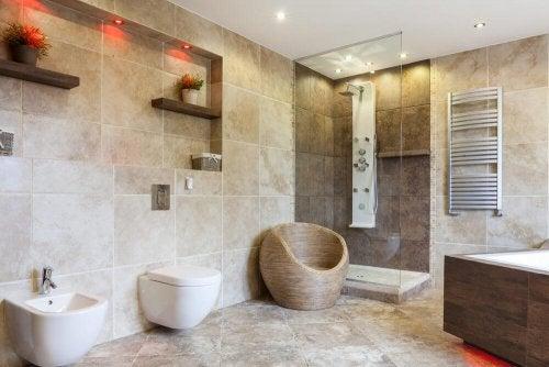 Gestaltungsideen für dein Badezimmer