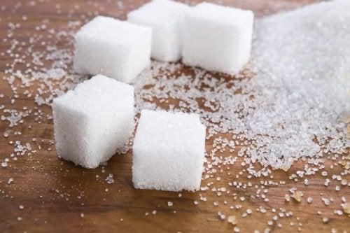 Die Wirkung von Zucker auf den Organismus