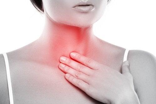 Gurgellösung gegen Halsweh selber machen
