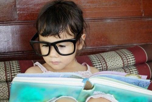 Bücher für Kinder unter sechs vor dem Schlafengehen