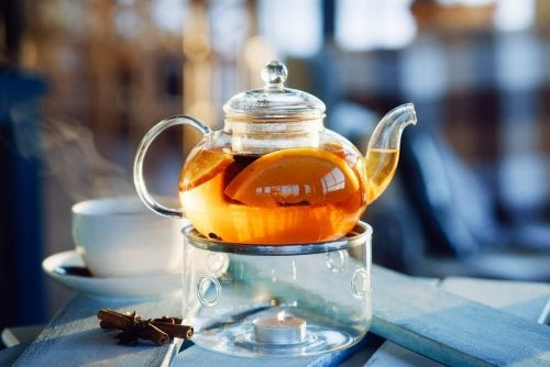 Tee gegen Sinusitis