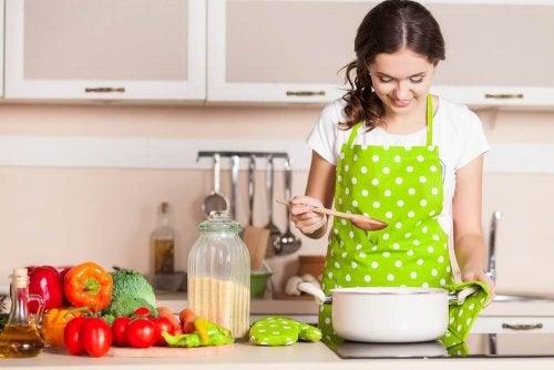 Spaß am Kochen mit diesen Küchentricks