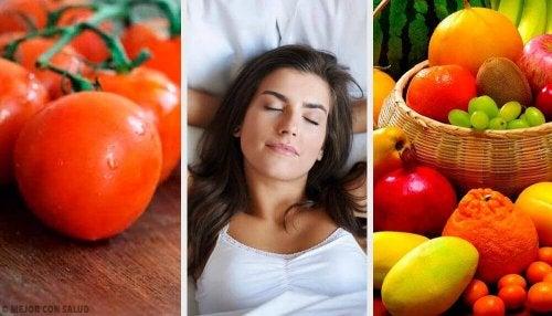 Melatoninreiche Lebensmittel als Schlafhilfe