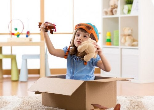 Zeitmanagement ermöglicht Kind mehr Zeit zum Spielen