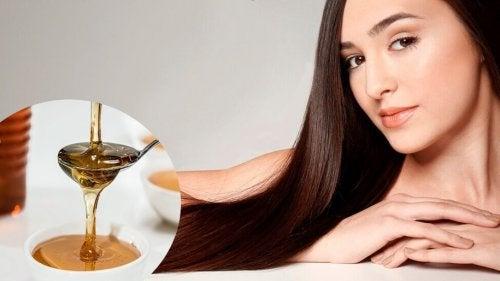 Die Vorteile von Honig für dein Haar