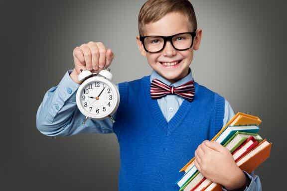 Zeitmanagement für Kinder