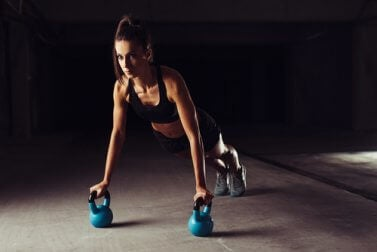 mit CrossFit alleine wirst du nicht abnehmen