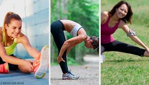 Dehnungübungen für mehr Flexibilität in den Beinen