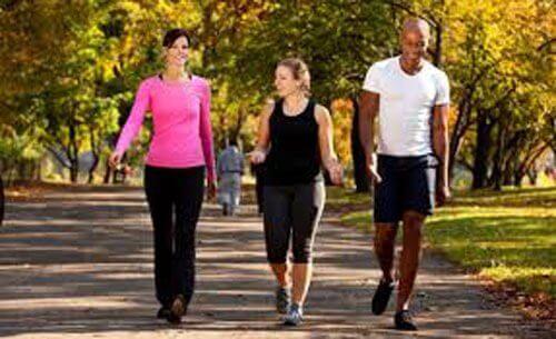 Entdecke die fünf Vorteile vom täglichen Spaziergang
