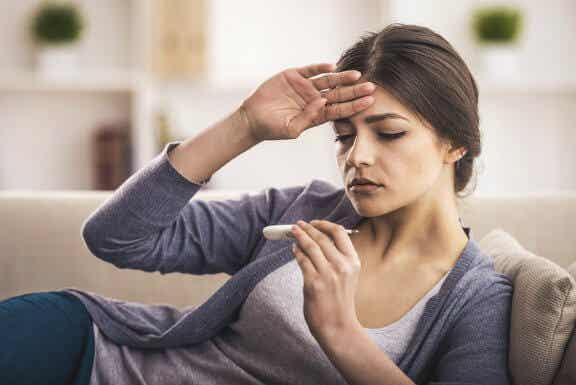 Fieber reduzieren mit Hausmitteln