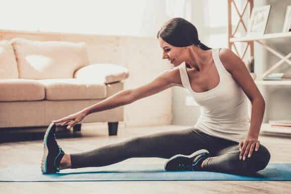 Richte dir dein eigenes Fitnessstudio zu Hause ein