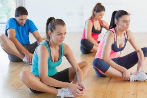 3 Übungen für mehr Flexibilität in den Beinen