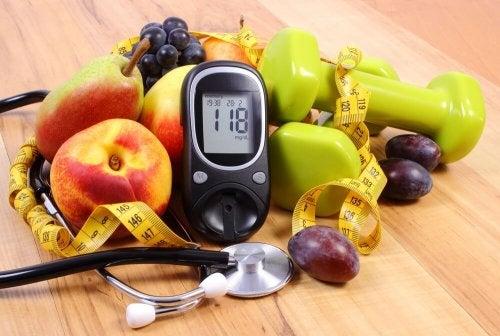 Bei Diabetes Typ 2 ist eine gesunde Ernährung wichtig