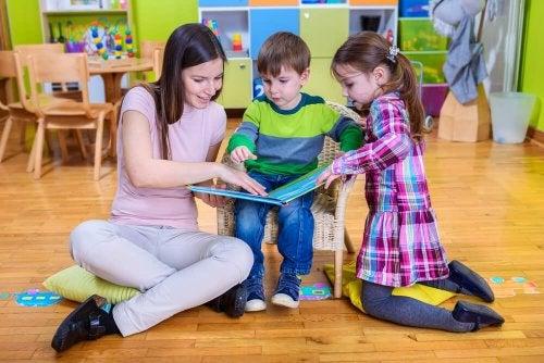 Wie kann man Kindern Mathe beibringen?