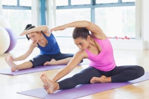 Mehr Flexibilität im Körper