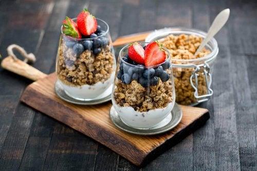 12 überraschende Vorteile von Müsli zum Frühstück