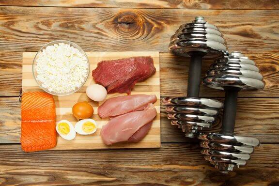 10 Lebensmittel um an Muskelmasse zu gewinnen